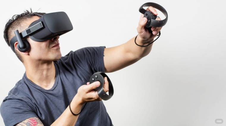 Érkeznek az Oculus Touch kontrollerek kép