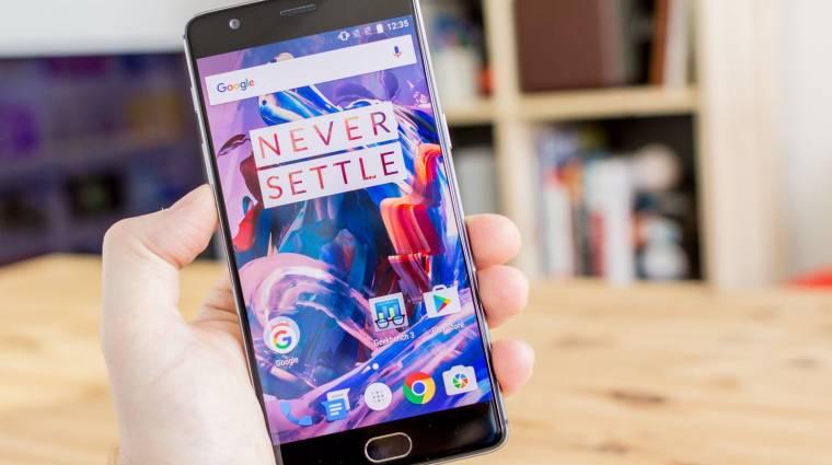 Drágább lesz a OnePlus 3T kép