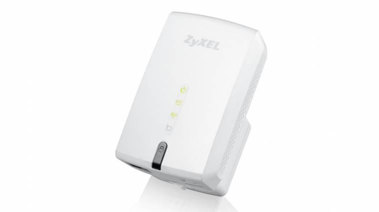 WiFi-fejlesztés olcsón? ZyXEL WRE6505 kép