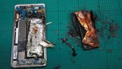 Ezért robbanhat fel az új Galaxy Note 7 kép