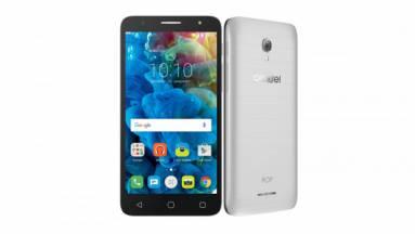 Kedvező árú és praktikus okostelefon az Alcatel Pop 4+ kép