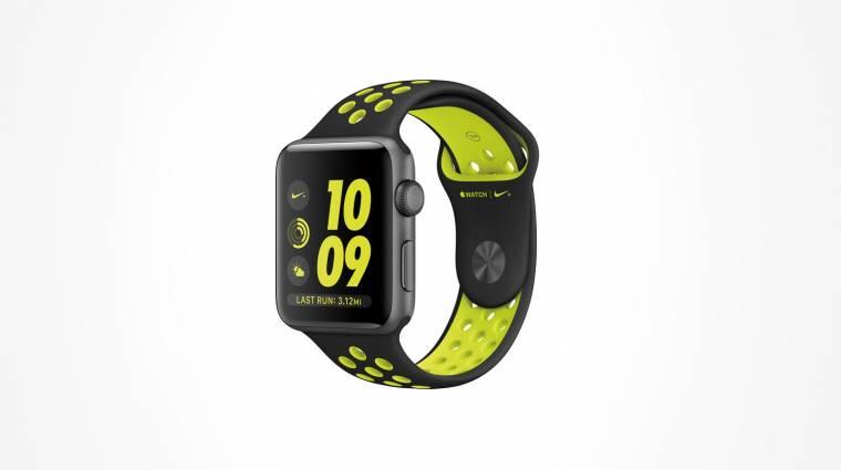 Érkezik az Apple és a Nike közös okosórája kép