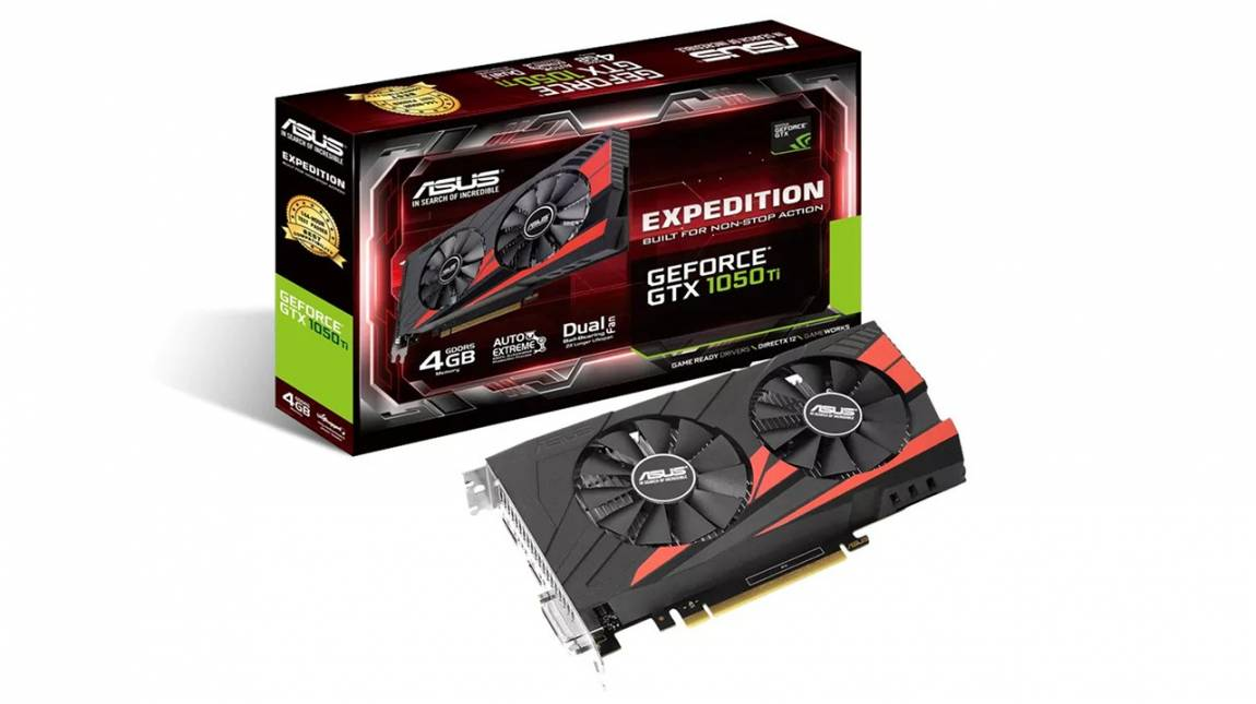 TESZT: Asus GeForce GTX 1050 Ti 4 GB - Felrobbantott alsóház kép