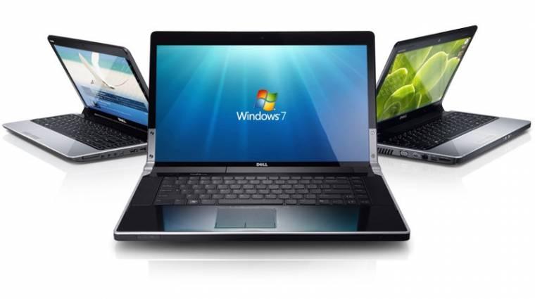 Befejeződik a Windows 7-es számítógépek gyártása kép