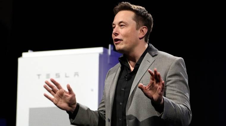 Váratlan újdonságot ígér a Tesla kép