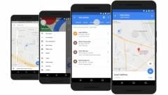 A naptárbejegyzéseiddel erősített a Google Térkép kép