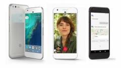 Bemutatkoztak a Google Pixel okostelefonok kép