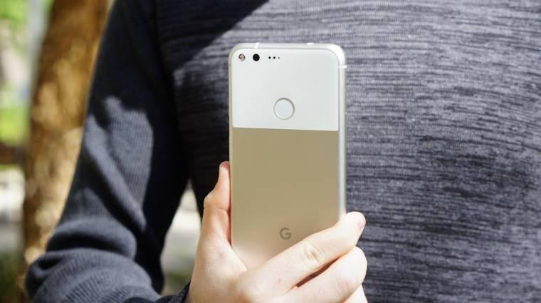 Óriási siker a Google Pixel széria kép