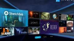 Már megy az HTC VR-alkalmazásboltja kép