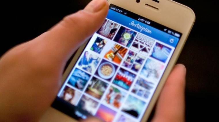 Élő videókkal erősít az Instagram kép