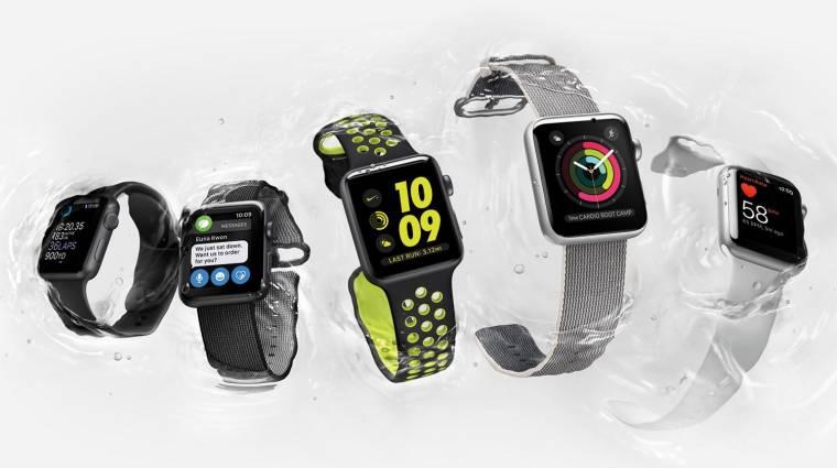 Az Apple Watch még életben tartja az okosóra-piacot kép