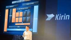 Bemutatkozott a Huawei csúcsprocesszora kép