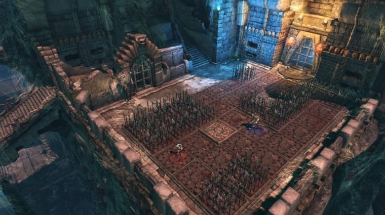 Már nem Xperia-exkluzív a Lara Croft: Guardian of Light kép