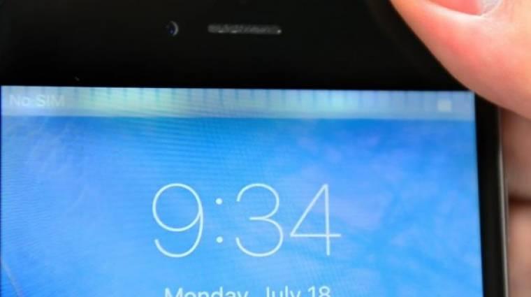 Hallgat az Apple az iPhone 6 problémáiról kép