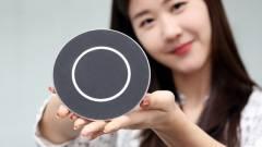 15 wattos vezeték nélküli töltőt dob piacra az LG kép