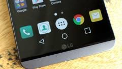 Alaposan letesztelték az LG V20-at kép