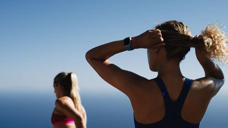 Ha fitnesz, akkor Apple Watch kép
