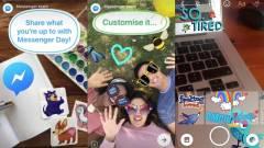 Snapchat Stories klónnal újít a Facebook kép