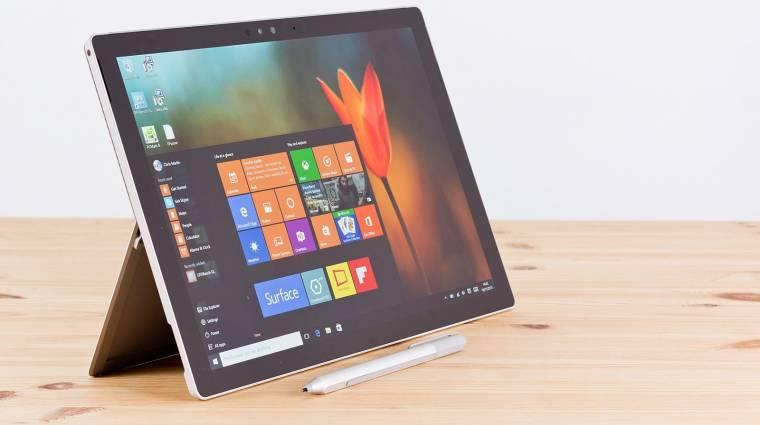 Nem valószínű, hogy jön a Surface Pro 5 kép