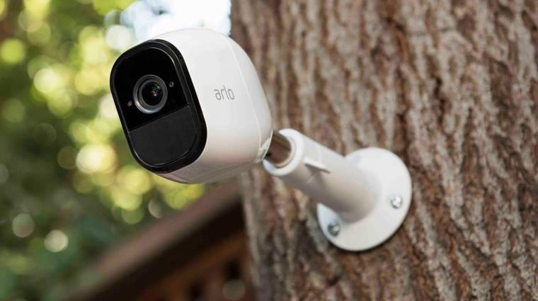 Hat hónapig bírja egy töltéssel a NetGear kamerája kép