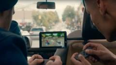 Bemutatkozott a Nintendo Switch játékkonzol kép