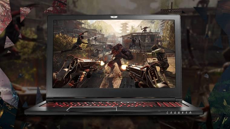Nincs két kiló az Origin PC gamer laptopja kép