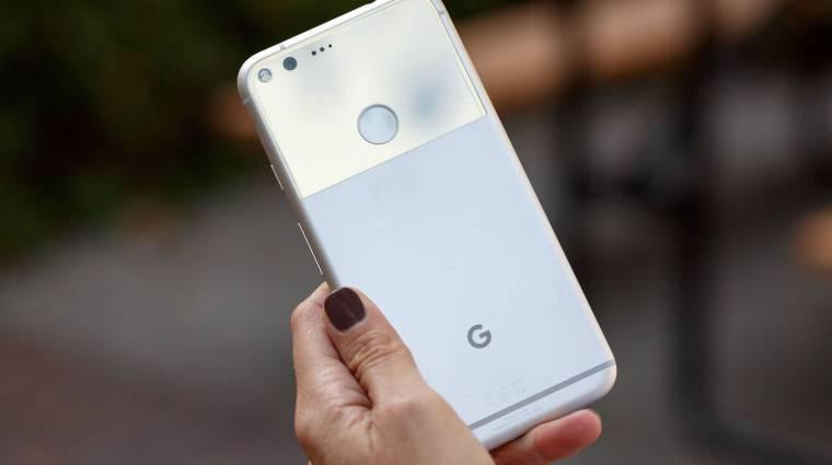 Ennyibe kerül valójában a Google Pixel XL kép