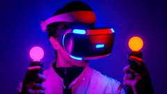 Nagy sikernek ígérkezik a PlayStation VR kép
