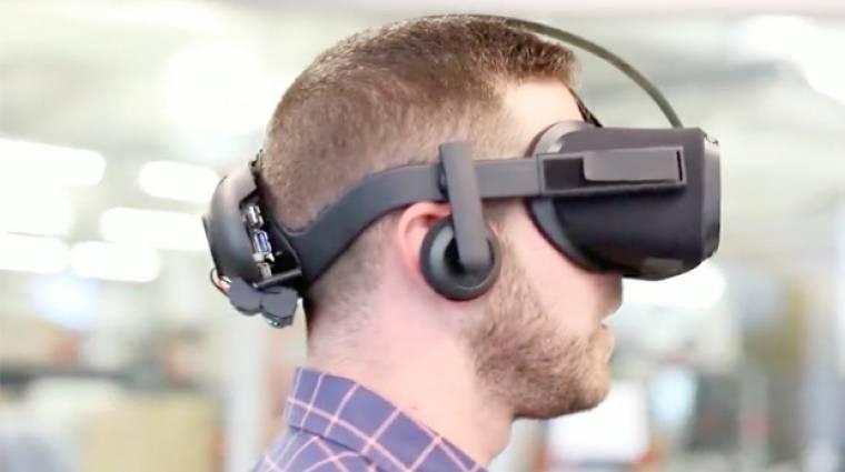 Önálló VR-headseten dolgozik az Oculus kép
