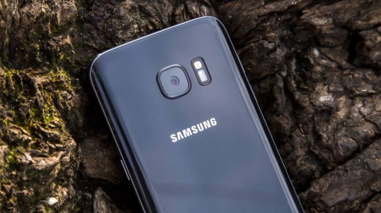 Közeledik az Android Nougat a Galaxy S7-re kép