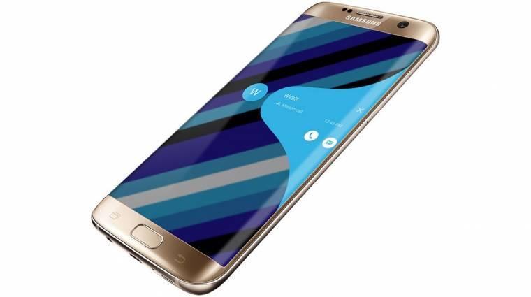 Rohamtempóban emelkedik a kereslet a Galaxy S7 iránt kép