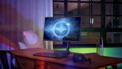 Íveltek és kvantumpontosak a Samsung gamer monitorai kép