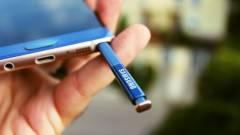 Leállt a Samsung Galaxy Note 7 tömeggyártása kép