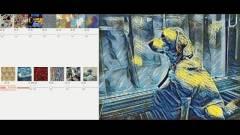 A Google-nek is van már Prisma-riválisa kép