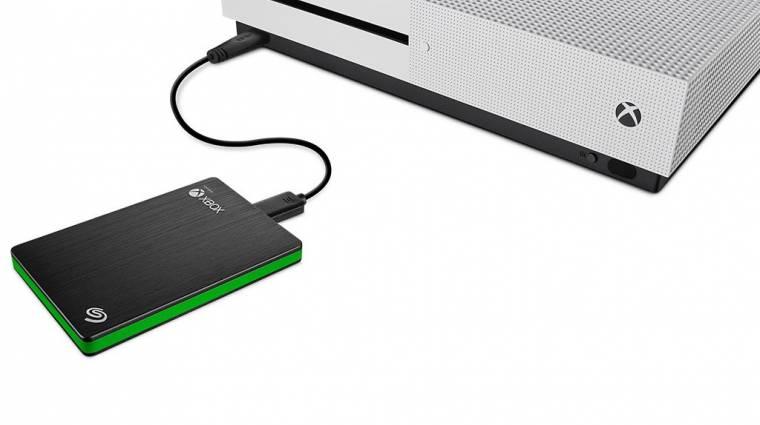 Xboxhoz készült a Seagate külső SSD-je kép