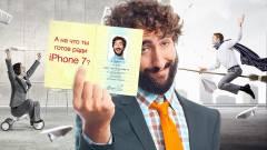 Ingyen iPhone 7 jár, ha lecseréled a neved kép