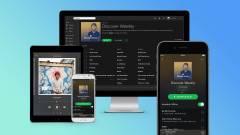 Vírusos hirdetéseket jeleníthet meg a Spotify Free kép