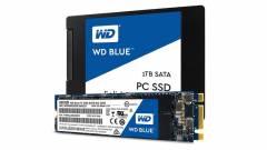 Hivatalosak az első fogyasztói Western Digital SSD-k kép