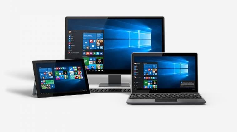 Tölthető az első Windows 10 Redstone 2 ISO kép