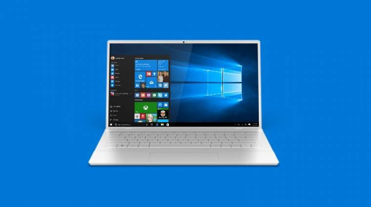 Újabb nagy hibajavítást kapott a Windows 10 kép