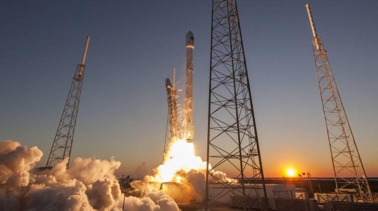Műholdalapú internetszolgáltatást akar a SpaceX kép