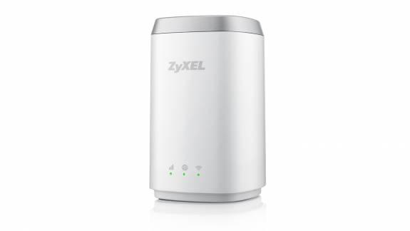ZyXEL LTE4506-M606 - WiFi a szabadban kép