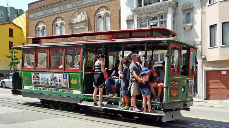 Ransomware miatt utazhattak ingyen San Franciscó-iak kép