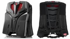 Piacon az MSI hátizsák-PC-je kép
