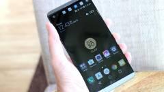Nem lesz második kijelző az LG V30-on kép
