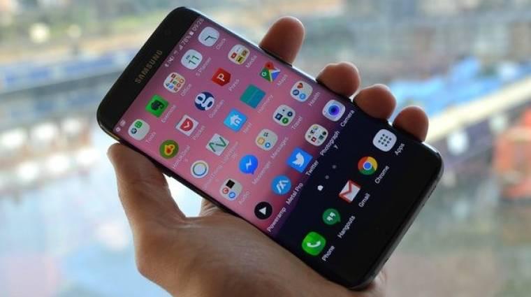 Nagyra nőhet a Galaxy S8 kijelzője kép