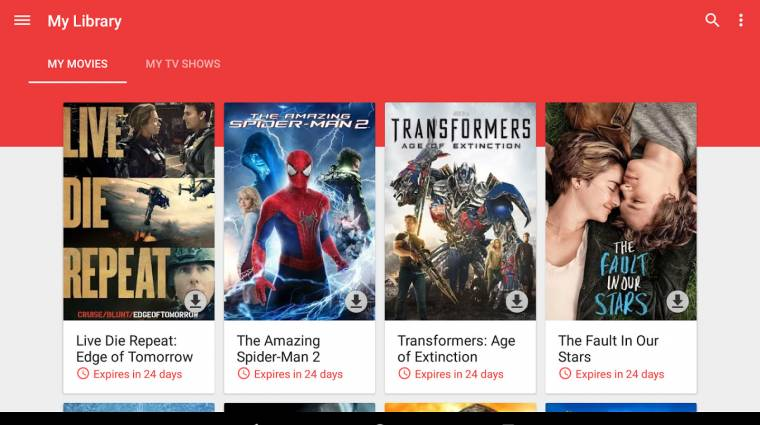 Megjöttek a 4k-s filmek a Google Play Movies-ba kép