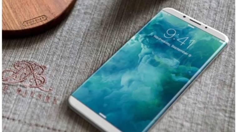 Prémium lesz az iPhone 8 kép