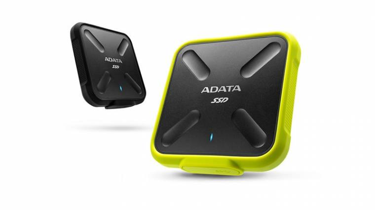 Túlélős külső SSD-t dob piacra az ADATA kép