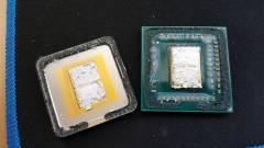 Így néz ki egy védőkupak nélküli AMD Bristol Ridge APU kép